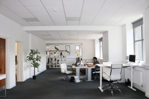 office workers can become teleworkers